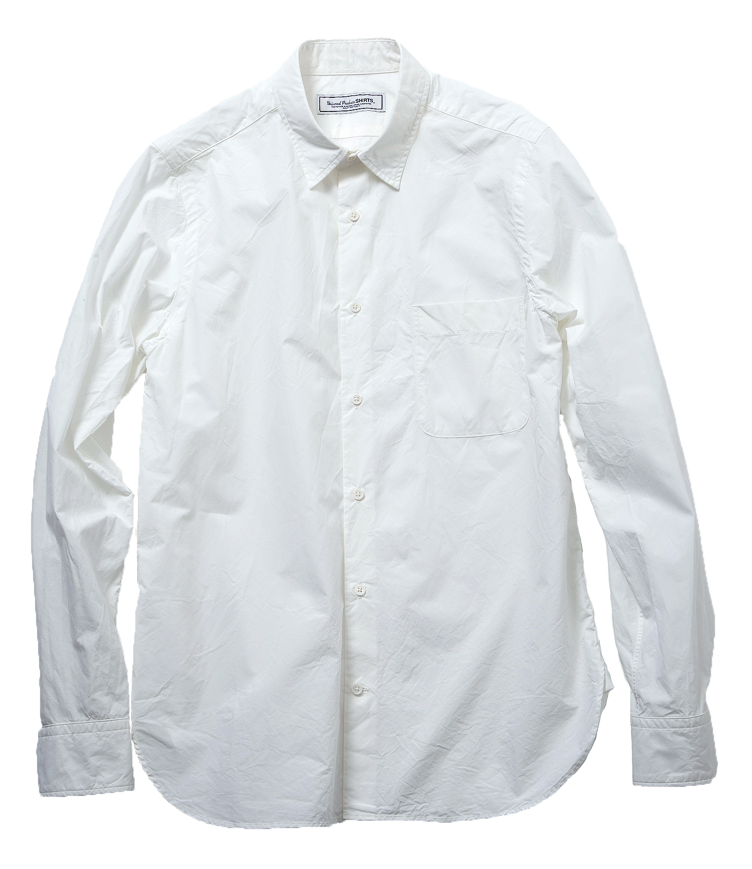 UNIVERSAL PRODUCTS REGULAR COLLAR SHIRTS