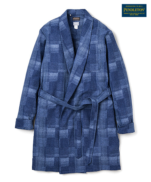 DELUXE × PENDLETON CHECKED GOWN