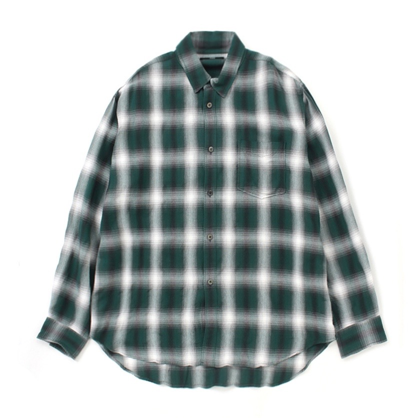 Rags McGREGOR OMBRE CHECK SHIRTS