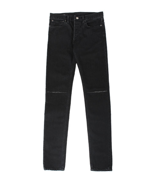 Rags McGREGOR SLIM 5P DENIM PANTS/REPAIR