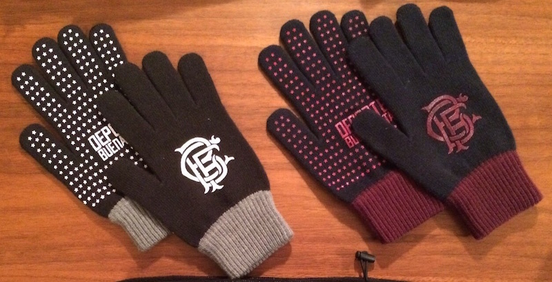 BUENA VISTA KNIT GLOVES