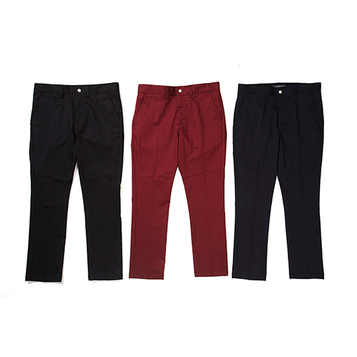 CAPTAINS HELM SLIM WORK PANTS