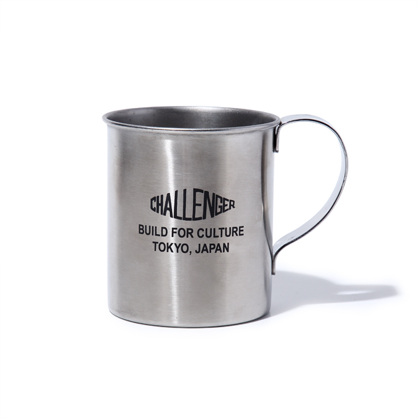 CHALLENGER STAINLESS STEEL CUP