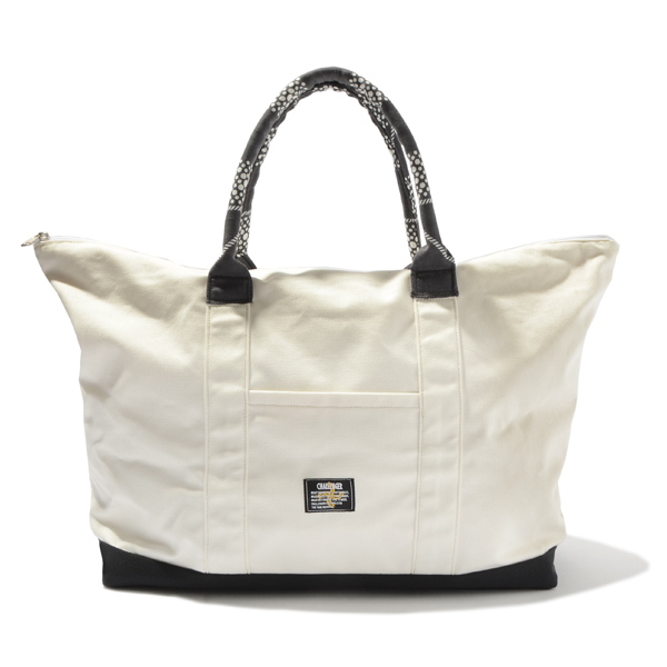 CHALLENGER CANVAS TOTE BAG