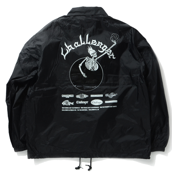 CHALLENGER 8th ANNIVERSARY 8BALL COACH JACKET