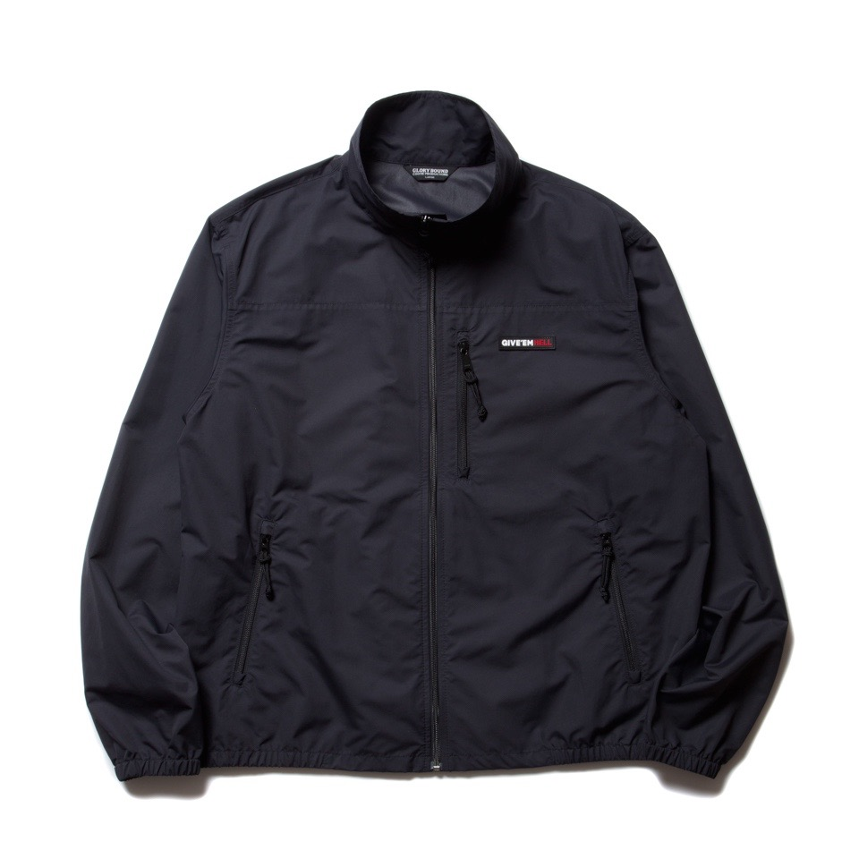 COOTIE 3rd & Army Nylon Jacket