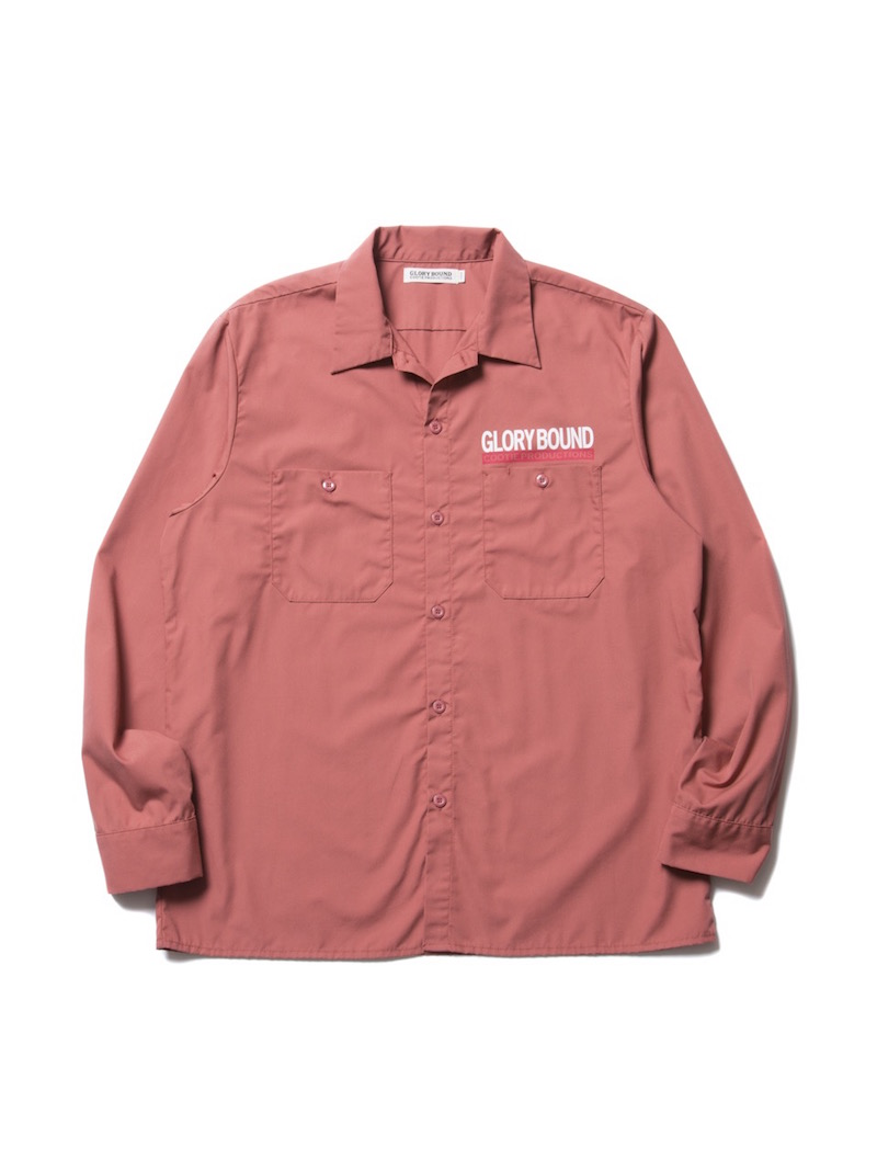 COOTIE T/C Work Shirt