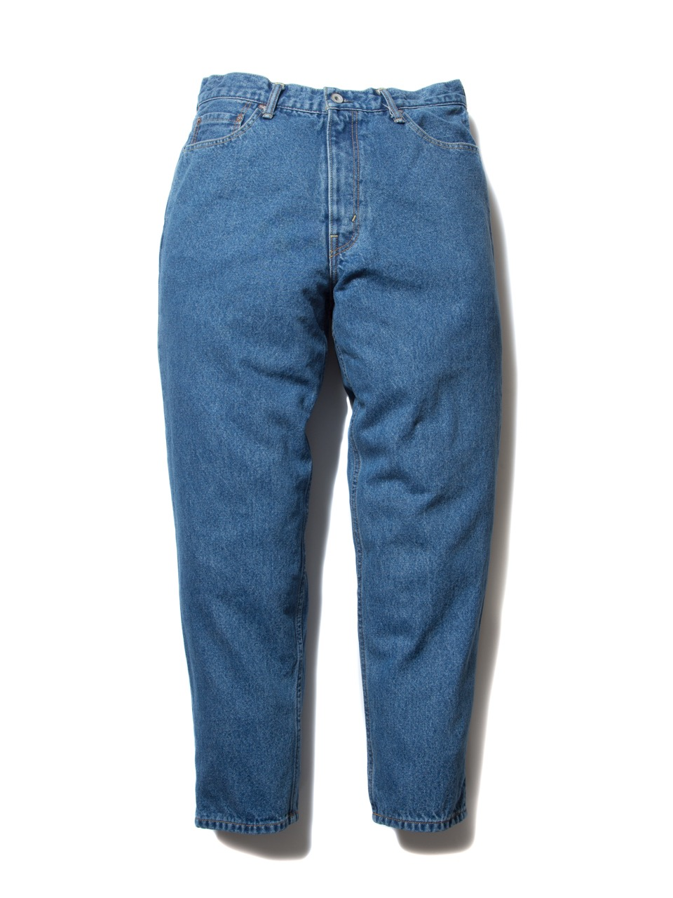 COOTIE 5 Pocket Baggy Denim