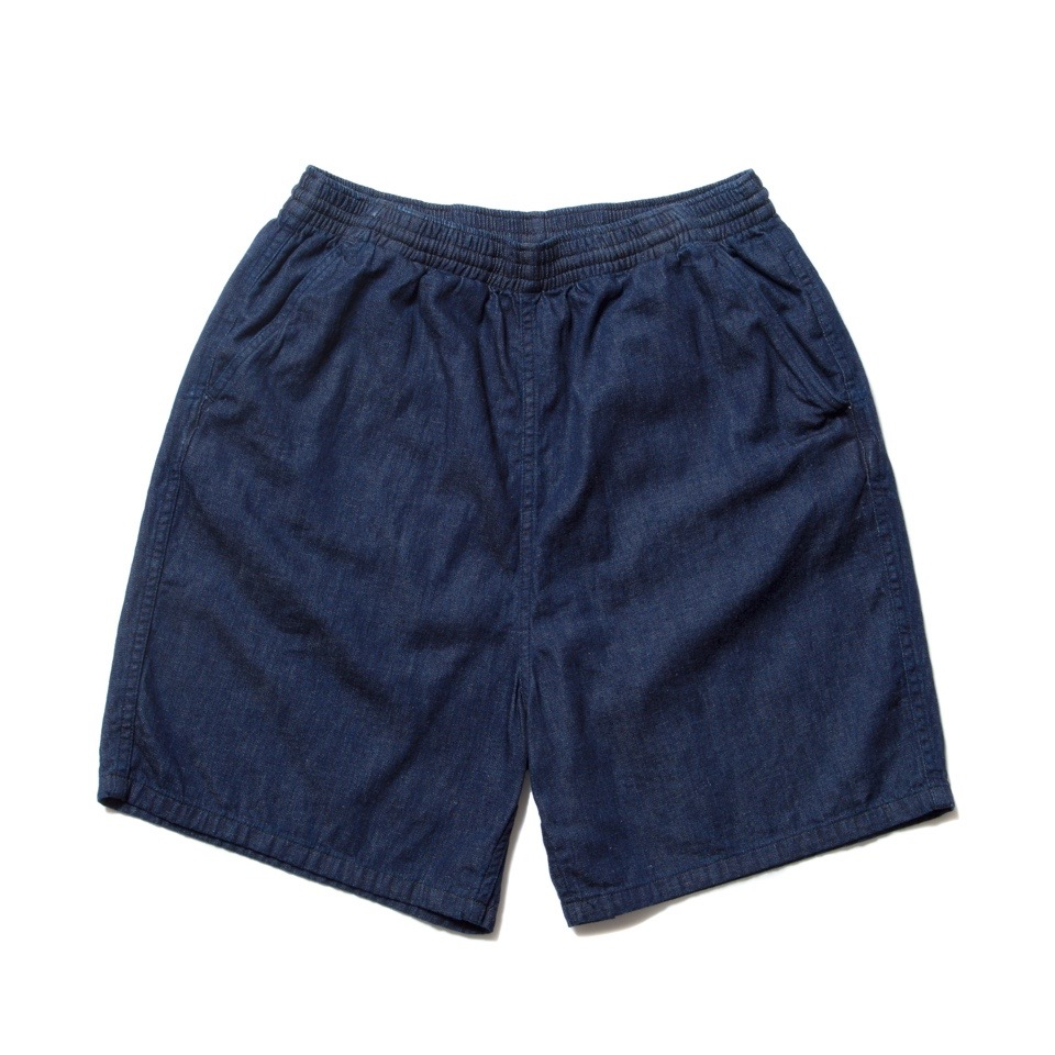 COOTIE Denim Drawstring Shorts