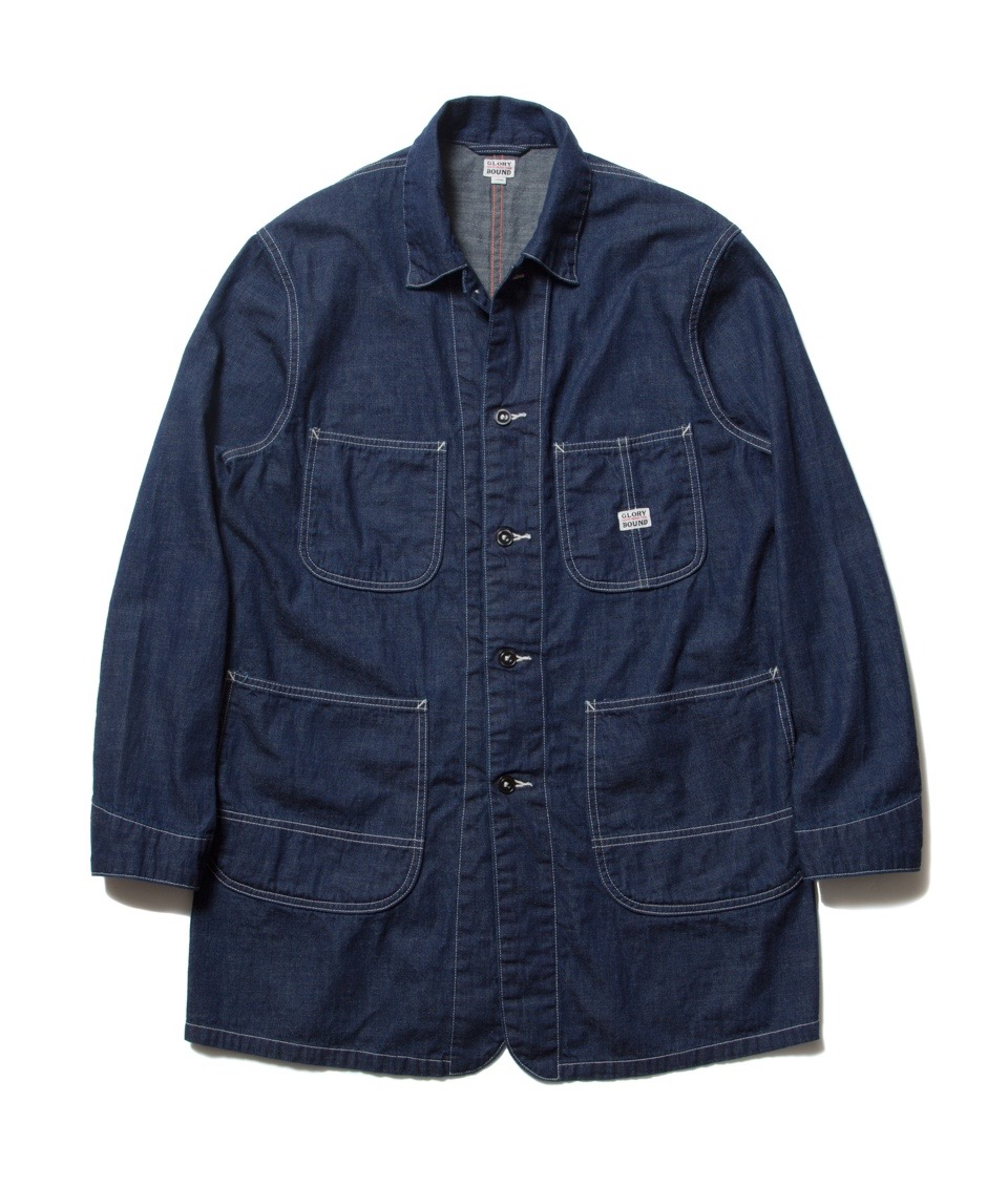 COOTIE Denim Engineer Coat
