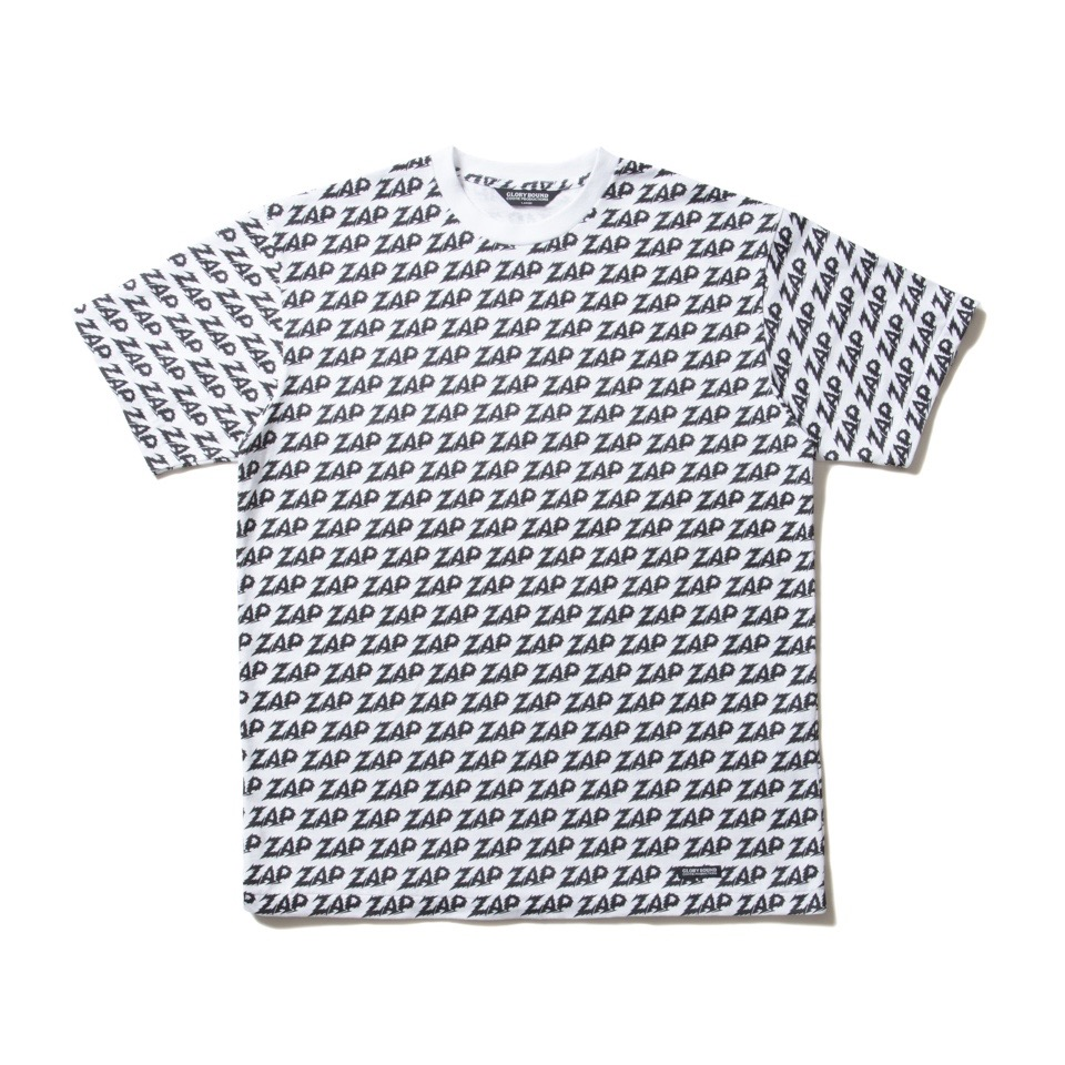 COOTIE Zap All Over S/S Tee