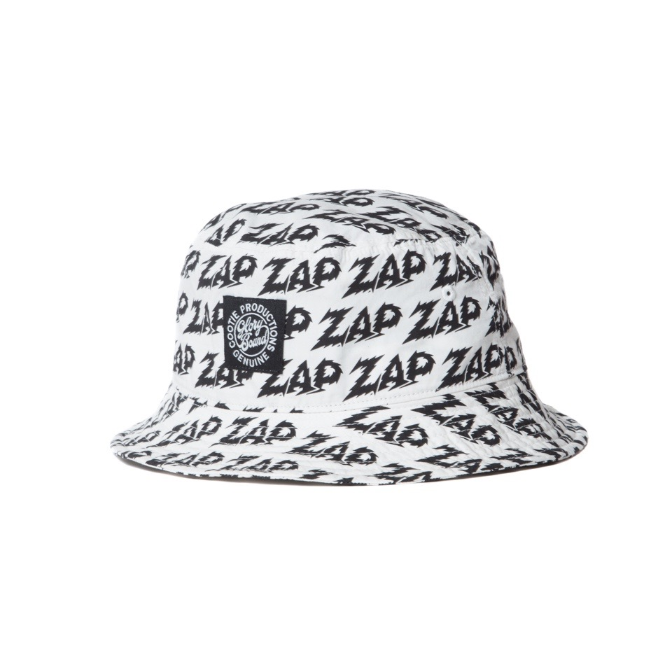 COOTIE Zap All Over Bucket Hat