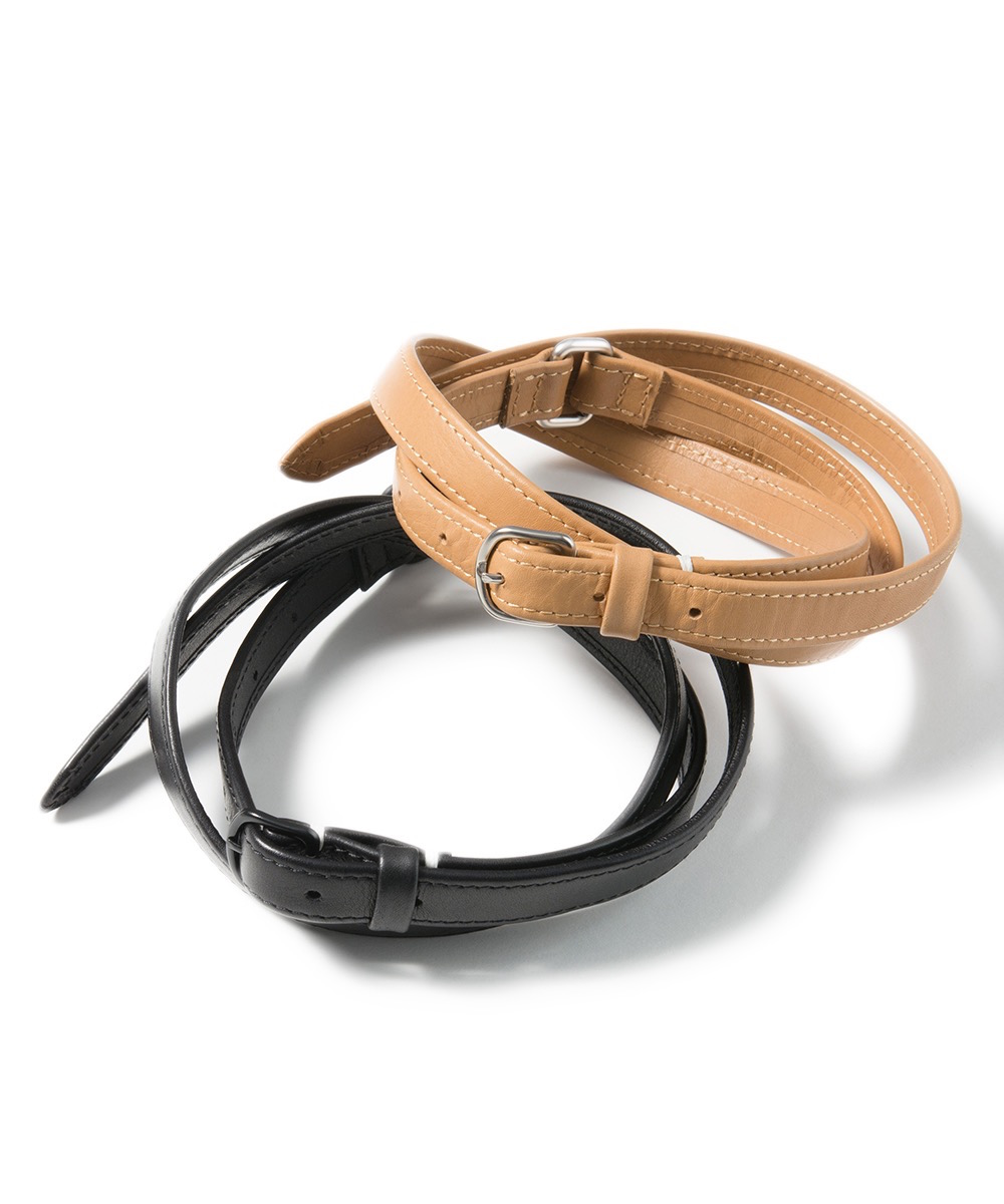 Name. LEATHER BELT