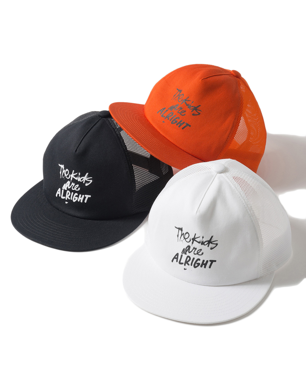 Name. THE KIDS ARE ALRIGHT 5-PANEL CAP