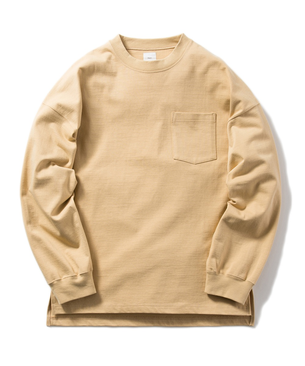 Name. OVERSIZED LONG SLEEVE POCKET TEE