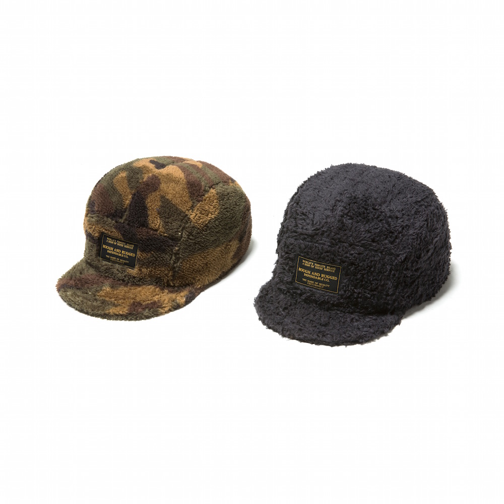 ROUGH AND RUGGED DELTA CAP