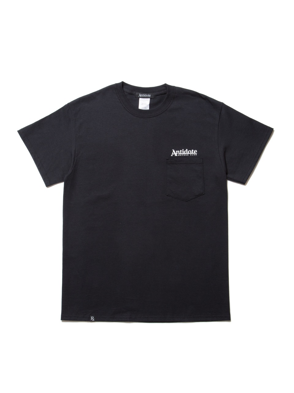 ANTIDOTE BUYERS CLUB Print S/S Pocket Tee (CLASSIC)