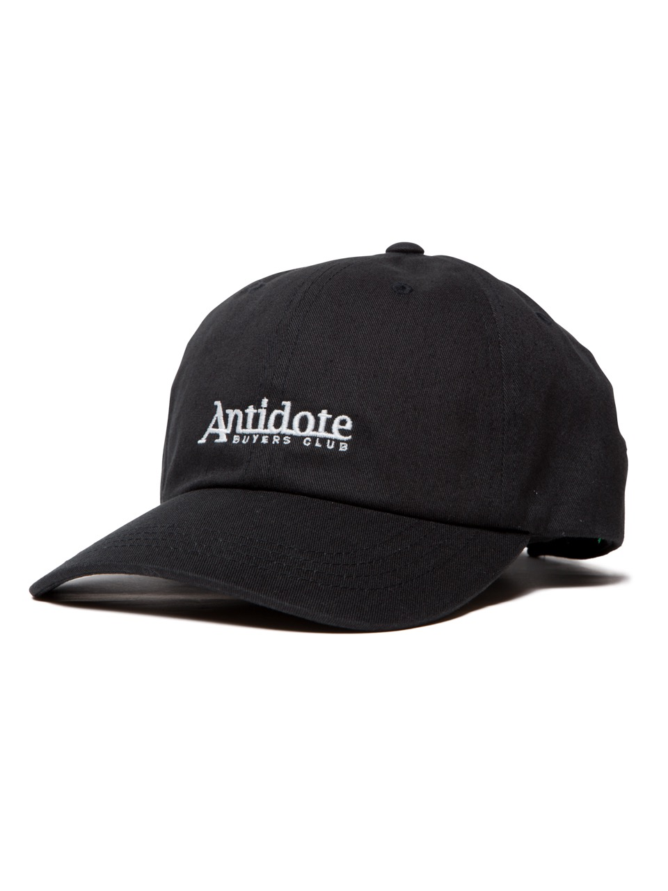 ANTIDOTE BUYERS CLUB  Curved Brim 6 Panel Cap (CLASSIC)