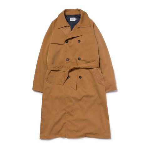 VLANK CONCEPT WEAR RELAX TRENCH COAT