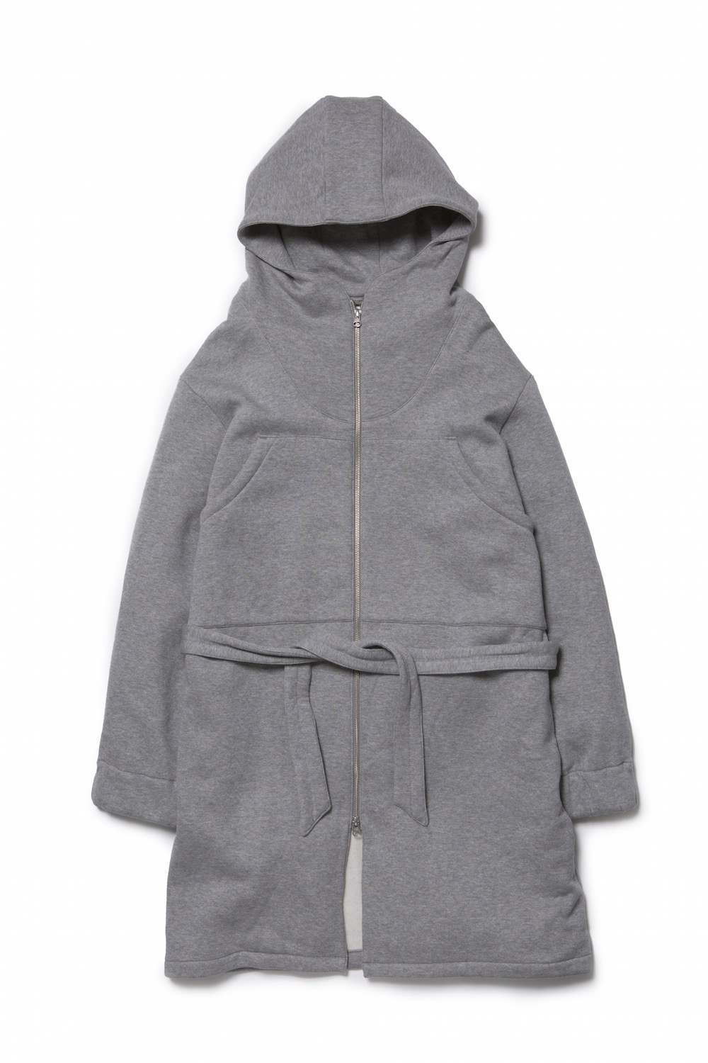 VLANK CONCEPT WEAR SWEAT GOWN HOODIE