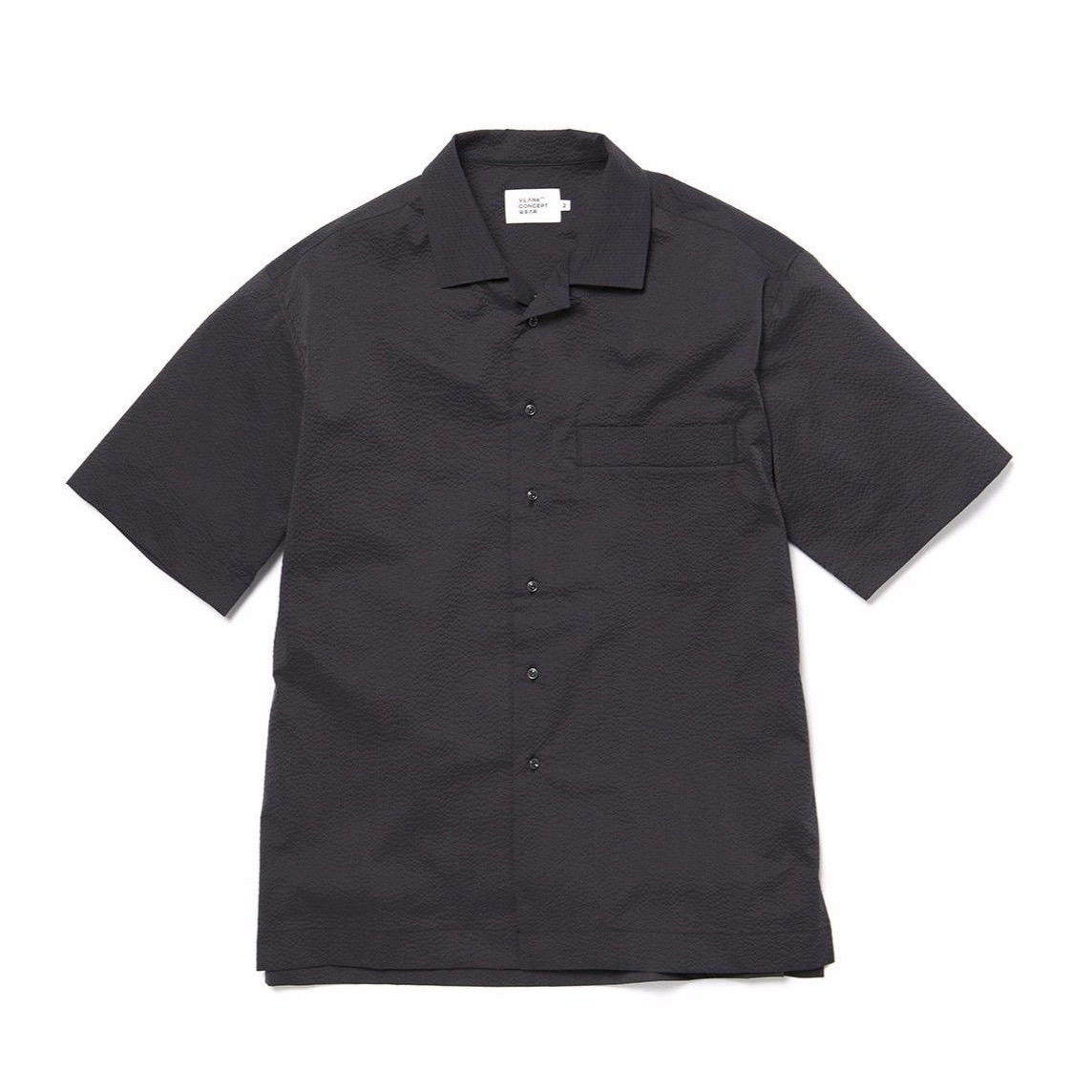 VLANK CONCEPT WEAR BOX SHORT SLEEVE SHIRT