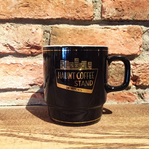 【CAPTAINS HELM】HAUNT COFFEE STAND BY HELMS STACKING MUG